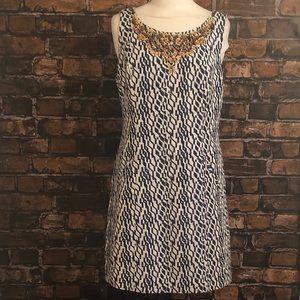 Anthropologie Moulinette Souers Embellished Dress